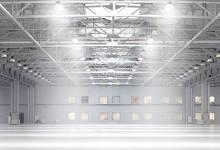 Đèn led nhà xưởng 150W phù hợp với không gian thế nào?