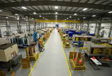 Công suất, tầm sáng và đặc điểm của đèn led nhà xưởng 200W