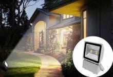 Những điểm ưu việt khi sử dụng đèn pha led ngoài trời