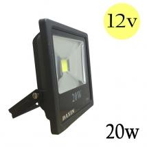 Đèn Pha LED 20w ( 12V-24DC)