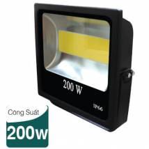 Đèn pha led 200w COB Full