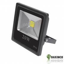 Đèn pha led 12V DC bình ắc qui 20W