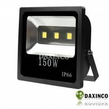 Đèn pha led 12V DC bình ắc qui 150W