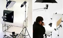 Sử dụng đèn studio chụp ảnh cần phải lưu ý điều gì?