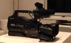 Ra mắt máy quay phim Sony HXR MC2500P tại Yến Tâm