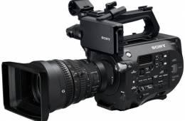 Tìm hiểu các tính năng của dòng máy quay phim sony PXW-FS7K