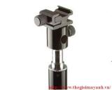 Gá cài  đèn  flash  đơn  JB-1 dùng cho chân máy ảnh