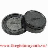 Bộ nắp body lens Nikon