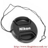 nắp lens cap Nikon có dây