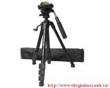 Chân máy ảnh , máy quay YUNTENG YT-691
