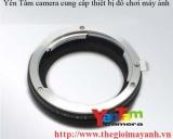 Nikon AF lens to Olympus 4/3