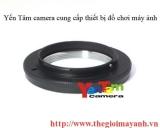 M42 lens to Olympus OM4/3