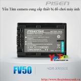 Pin Pisen for Sony FV 70