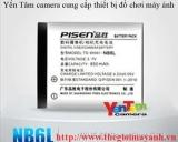 Pin Pisen for canon 6L