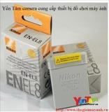Pin máy ảnh Nikon EN- EL8