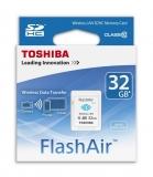 Thẻ nhớ SD Wifi Toshiba 32GB Class10 FlashAir