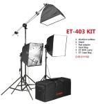 Bộ kít chụp sản phẩm ET403