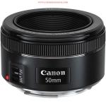 Canon EF 50mm f/1.8 STM -  hành chính hãng lê Bảo Minh