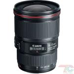 Canon EF 16-35mm f/4L IS USM. Lien hệ để có giá tôt