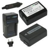 Pin sạc Li-ion cho Sony Alpha,Nex,Cyber-shot,FW-50