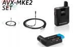 Micro cài ve áo Sennheiser AVX-MKE2 SET