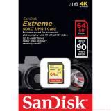 Thẻ nhớ Sandisk Extreme Micro SDXC 64G 90MB/s