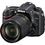 Nikon D7100 + Kit 18-140