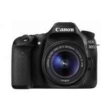 Canon EOS 80D Kit 18-55mm - Mới 100%