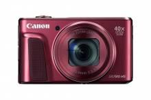 Canon PowerShot SX720 HS (Red) - Chính hãng