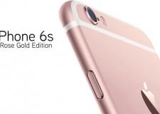 iPhone 6s Plus 128Gb màu vàng hồng giá 67 triệu sẽ về 25/9