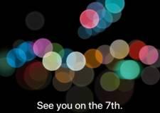 Sự kiện ra mắt iPhone 7 của Apple sẽ diễn ra vào ngày 07 tháng 9