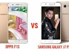 Oppo F1S và Galaxy J7 Prime, nên chọn cái nào?