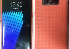 Lộ thêm hình ảnh thực tế Galaxy S8, sẽ không có camera kép?