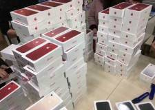 iPhone 7 màu đỏ, giá khoảng 19 triệu đồng
