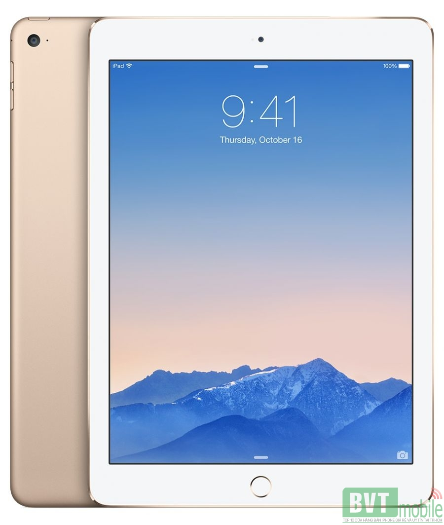 iPad Air 2 32GB Wifi Gold - Mới 100%