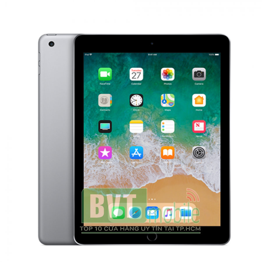 APPLE IPAD GEN 6 (2018) MỚI 100% 128GB WIFI