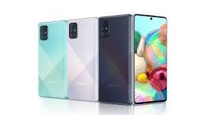 Samsung Galaxy A71 - Cũ LikeNew 99% (Chính hãng SSVN)