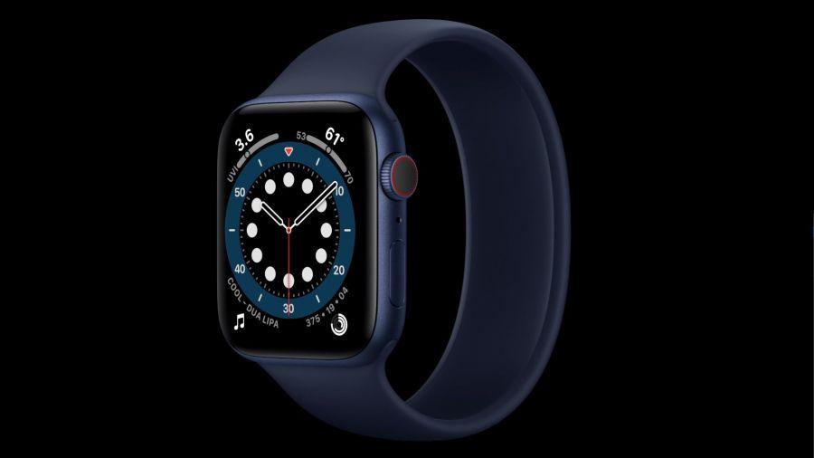 Apple Watch Series 6 44mm GPS (S6) - Cũ Like New 99% (Chính hãng Apple)