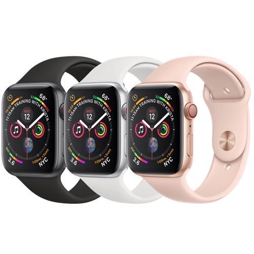 Apple Watch Series 4 44mm LTE - Cũ LikeNew 99% (S4)