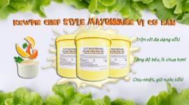 Mayonnaise Kewpie Dành Cho Đầu Bếp Và Những Điều Cần Biết Về Xốt Mayonnaise