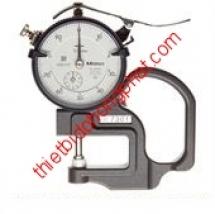Thước đo độ dày đồng hồ 7301 (0-10mm/0.01mm)