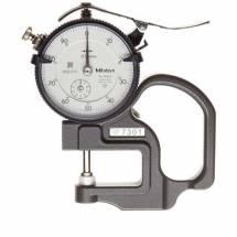 Đồng hồ đo độ dày 0-10mm/0.01