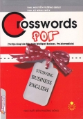 Crosswords For Studying Business English
