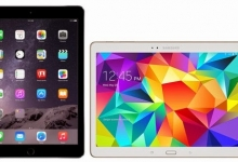 So sánh ipad Air 2 với Galaxy Tab S 10.5