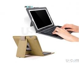 Bao da bàn phím iPad mini Rock