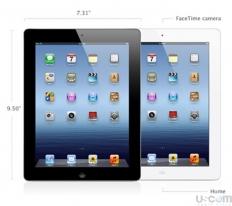 iPad 3 32Gb Wifi + 4G Đen (Mới 99%)