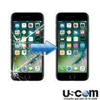 Ép kính iPhone 8 Plus