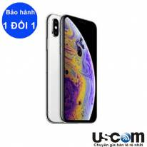 IPHONE XS MAX 64GB SILVER( Mới 99% )