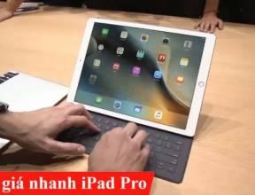Ðánh giá nhanh iPad Pro