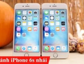 Cận cảnh iPhone 6s nhái
